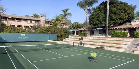 California Tennis Resorts - image 2