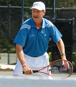 Stan Smith, Sea Pines Resort, Hilton Head Island, SC