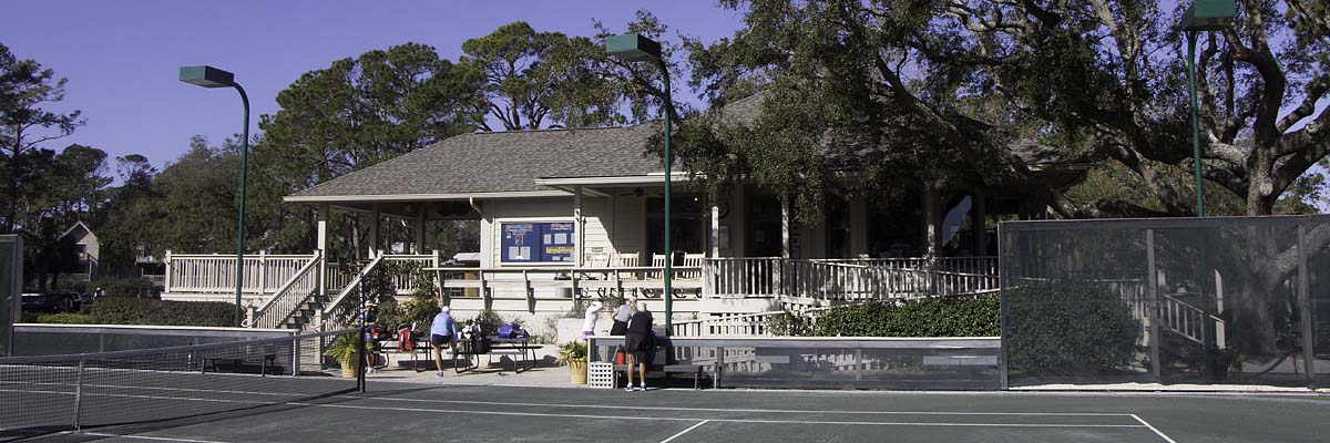 South Beach Racquet Club, Hilton Head Island, South Carolina
