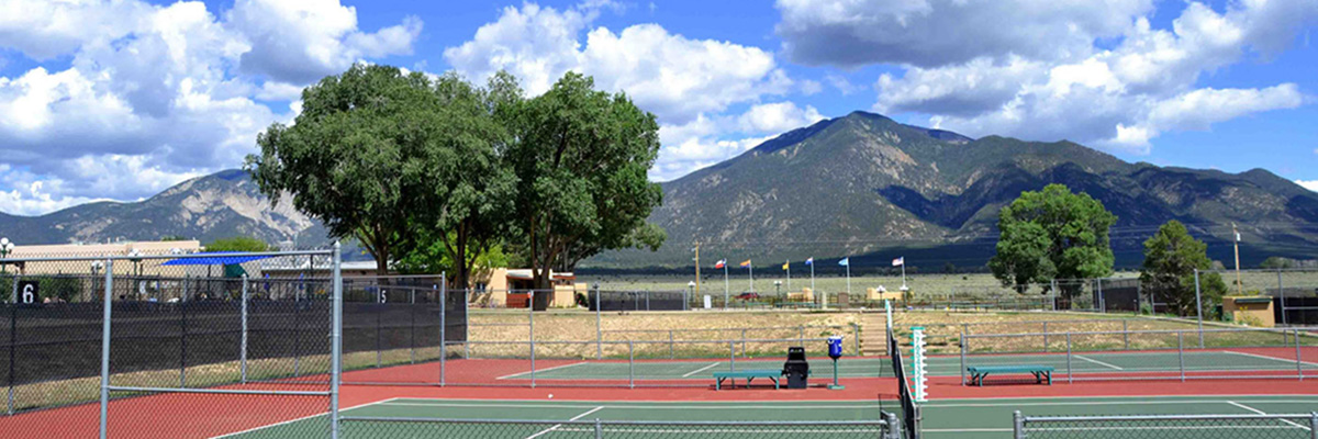 Taos Tennis at Quail Ridge Taos, Taos, New Mexico