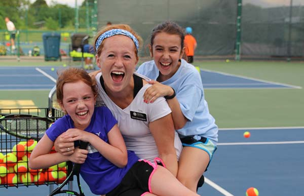 Tennis and Life Camps