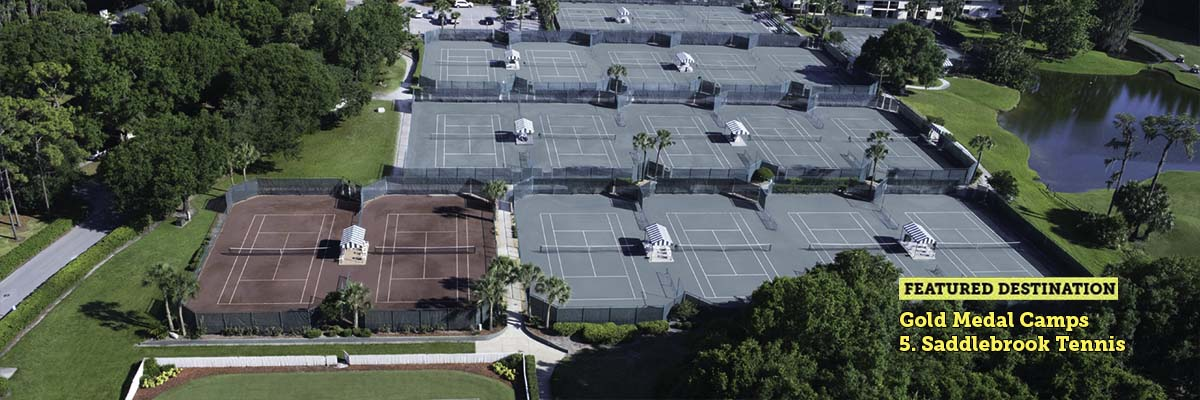 Saddlebrook International Tennis