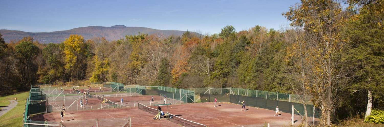 Total Tennis, Saugerties, New York