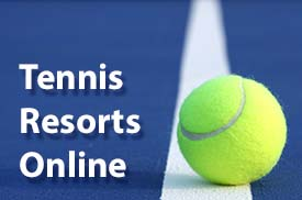 Tennis Resorts Online, the Leading Guide to Tennis Travel and Tennis Vacations