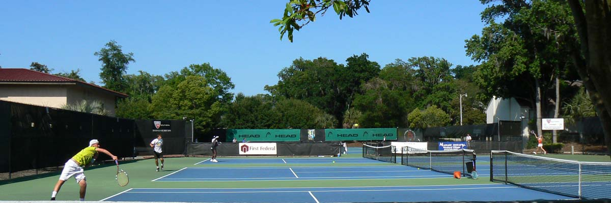 Van Der Meer Tennis Center, Hilton head Island, SC