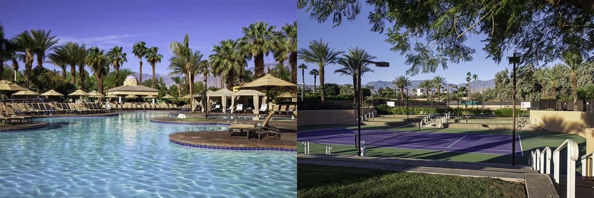 Westin Mission Hills Resort & Spa, Rancho Mirage, California