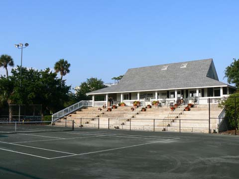 Tennis Center at Wild Dunes