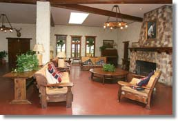 The Ranchhouse at the John Newcombe Tennis Ranch