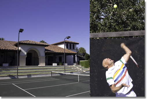 Sea Island Tennis Center and Murphy Jensen