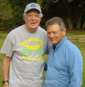 Fred Stolle and Terry Kahn