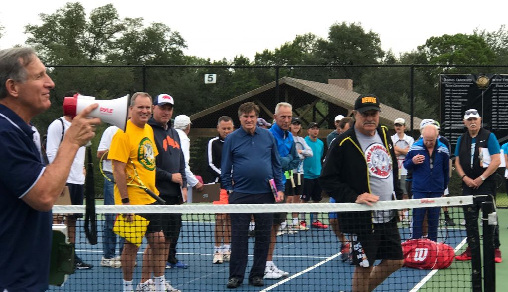 Steve Contardi addresses 2018 Newk's Tennis Fantasy's pros and players